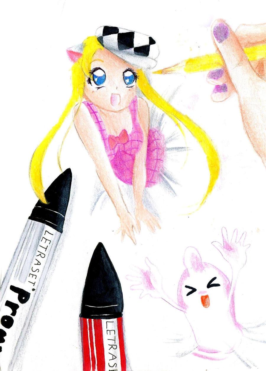 Art Dump - my little dream by NanakoHarrison