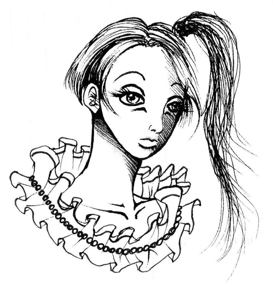 school doodle January 2011 by NanakoHarrison