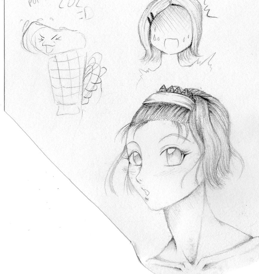 sketch dump by NanakoHarrison