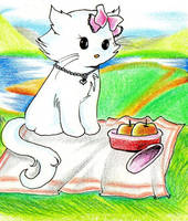 charmy kitty by NanakoHarrison