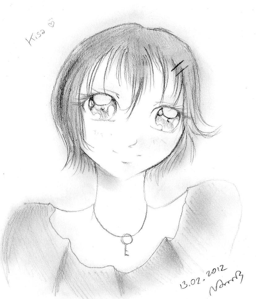 Kisa sketch by NanakoHarrison