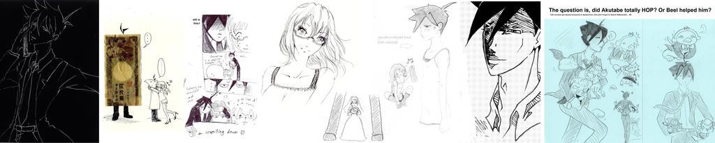 YonAza A6 sketch compilation