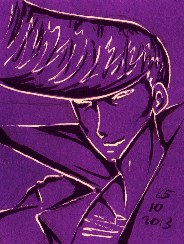 Ryu sketch by NanakoHarrison