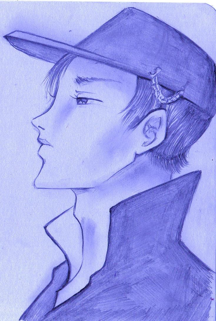 young Jotaro maybe... idk by NanakoHarrison