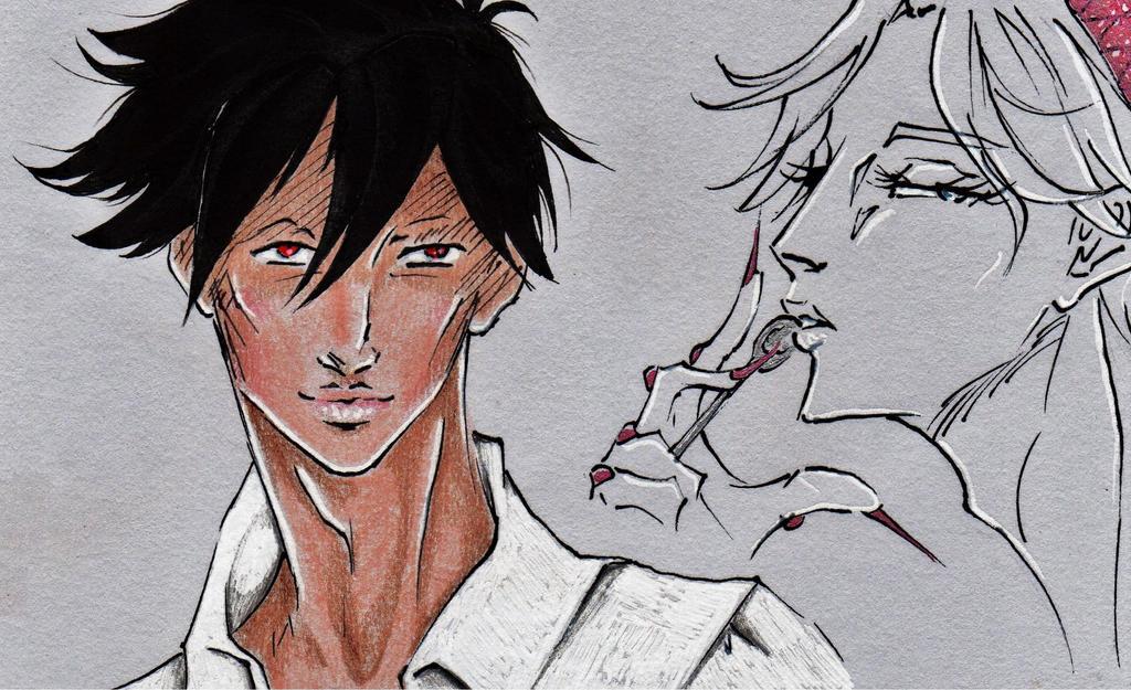 Two fabulous sick fucks. by NanakoHarrison