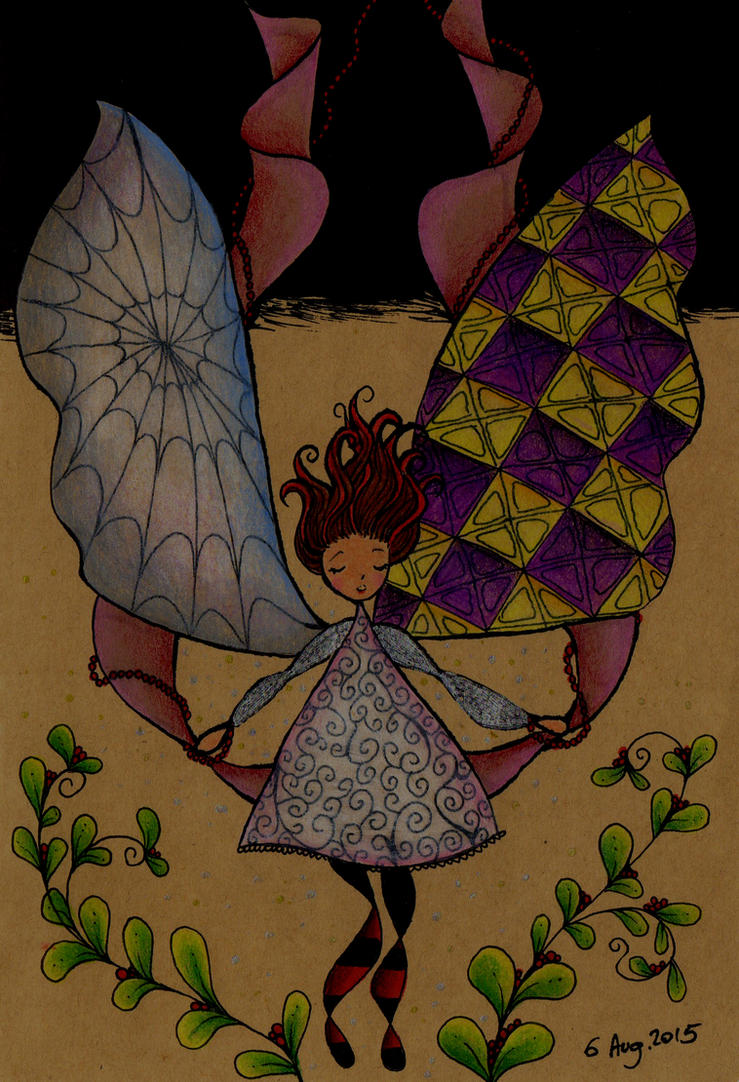 Falling by NanakoHarrison