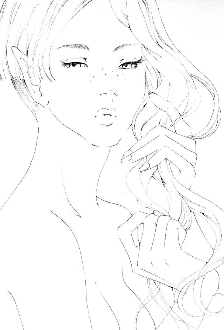 Moeru by NanakoHarrison