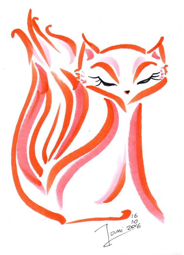 Foxy by NanakoHarrison