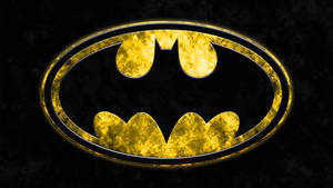Batman Grunge Logo Wallpaper
