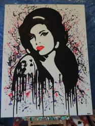 Amy by DeCayArtsParAngie