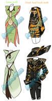 Moth clothes