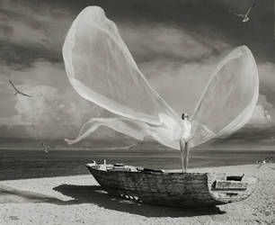 ... to catch a wind by StanOd