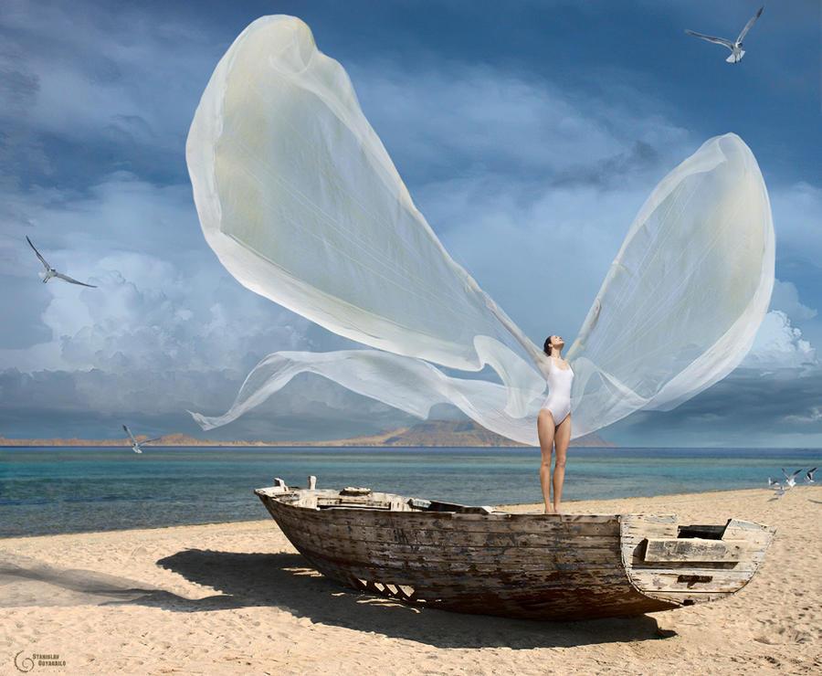 to catch a wind