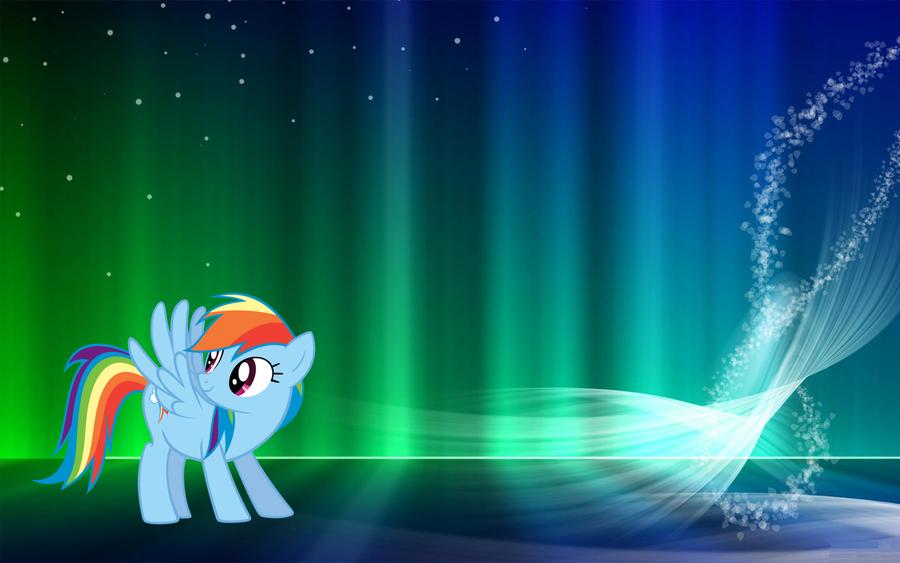rainbow dash sphere background - photo #13
