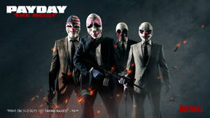 Payday The Heist - Wallpaper