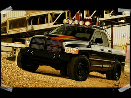 Dodge Ram SRT10 by Hossworks