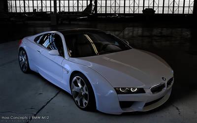 BMW M12 Concept