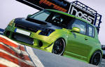 Suzuki Swift HOSSPORT