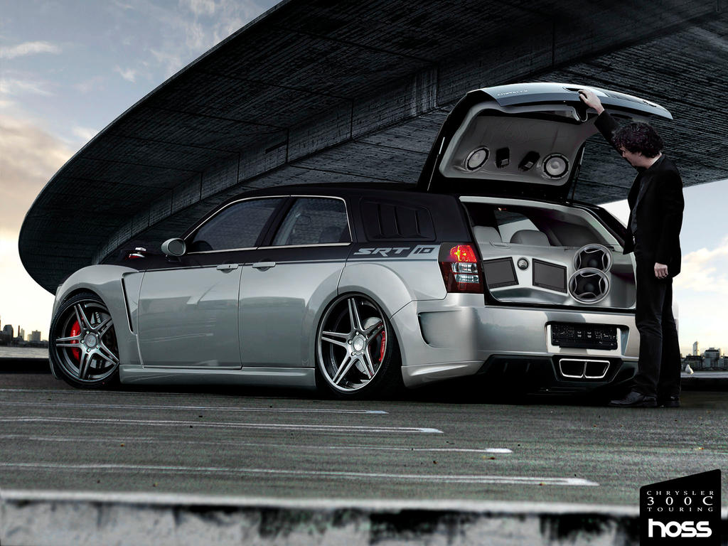 Chrysler 300C Touring by Hossworks