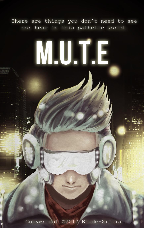 MUTE by Etude-Xillia