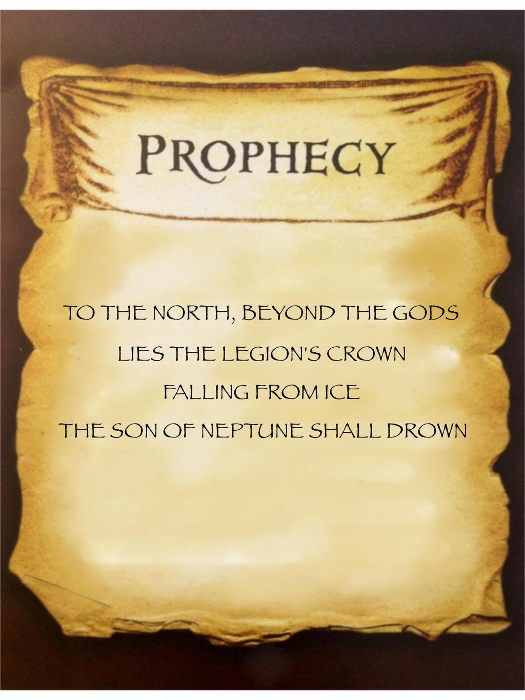 Ella's Prophecy by Artemis015