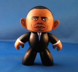 President Obama Mighty Mugg by jimmyemery