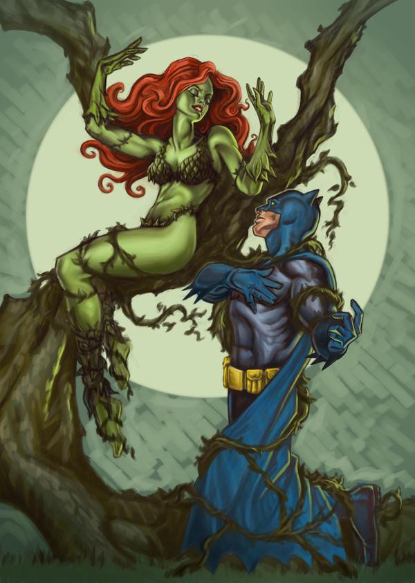 Poison Ivy by jimmyemery