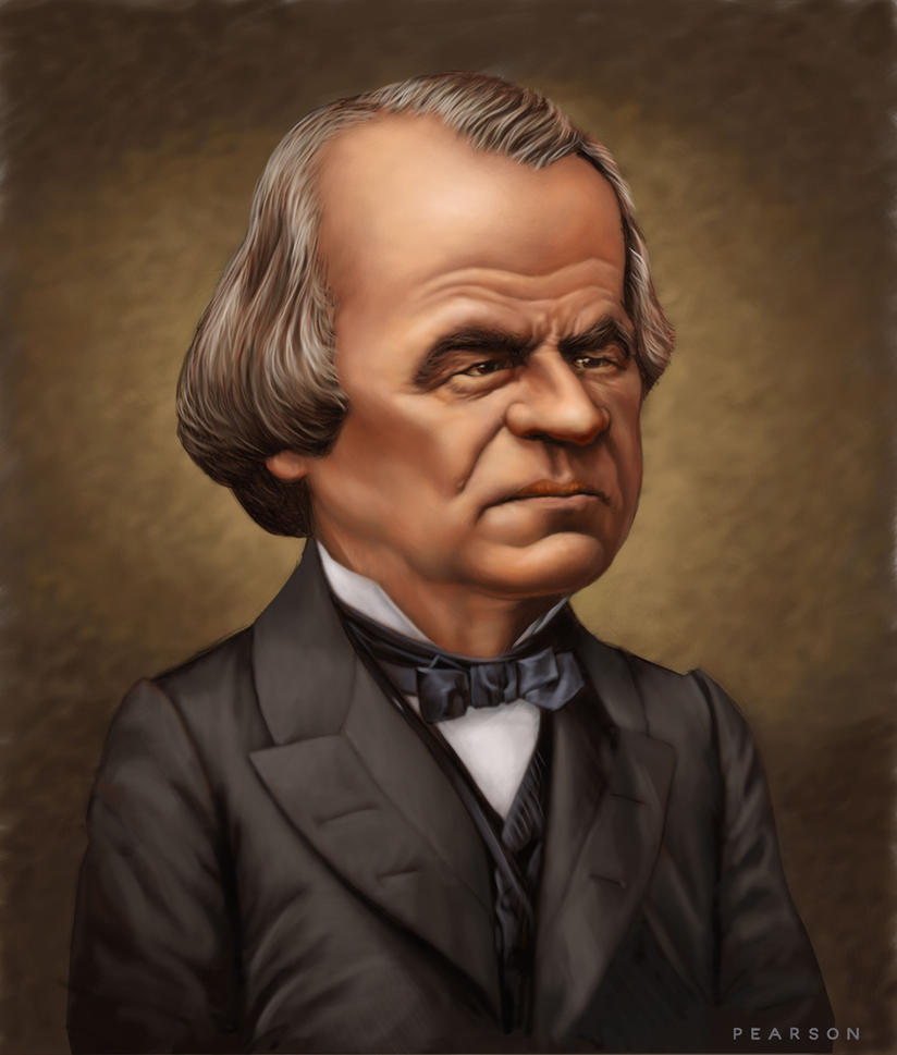the andrew johnson presidency essay