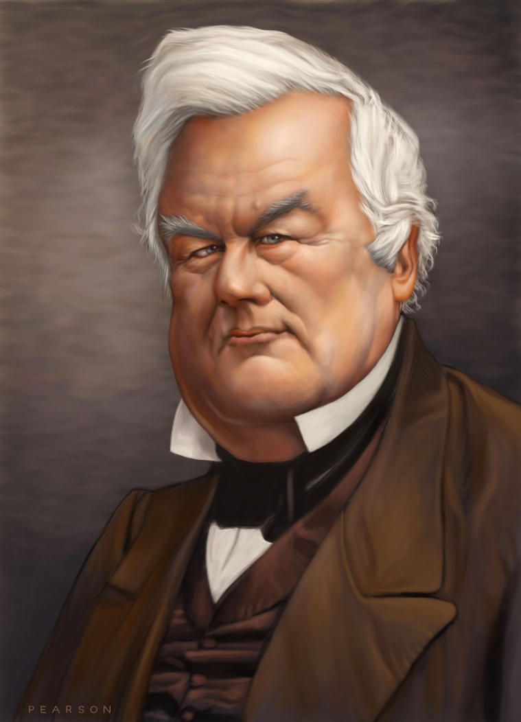 Millard Fillmore as