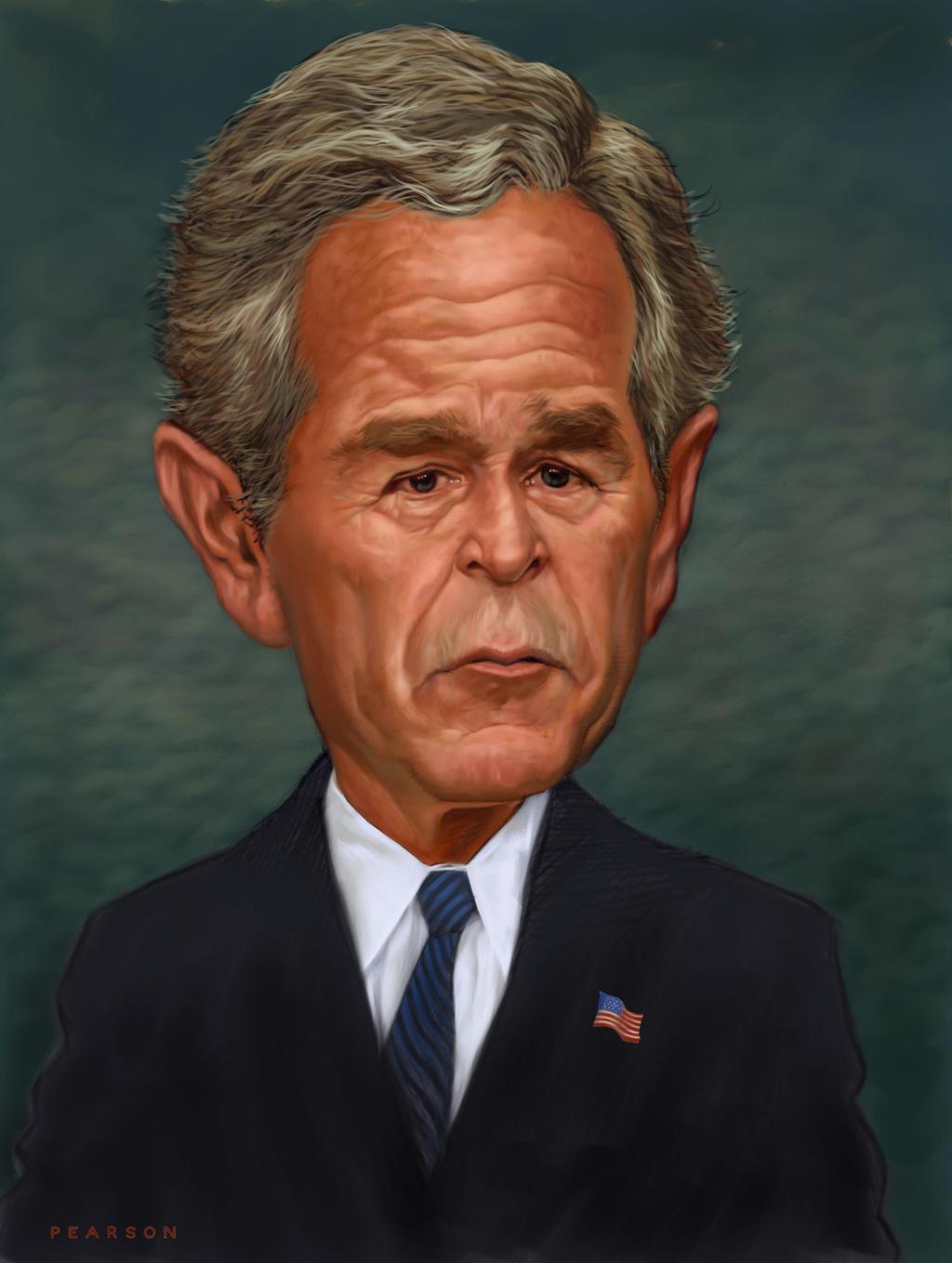 George Bush: Bad President