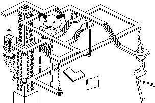Escher Maze