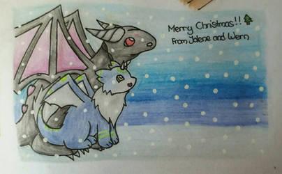 Snowing by Pokemonlegen