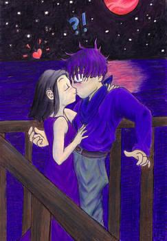 Kiss Under Planetlight
