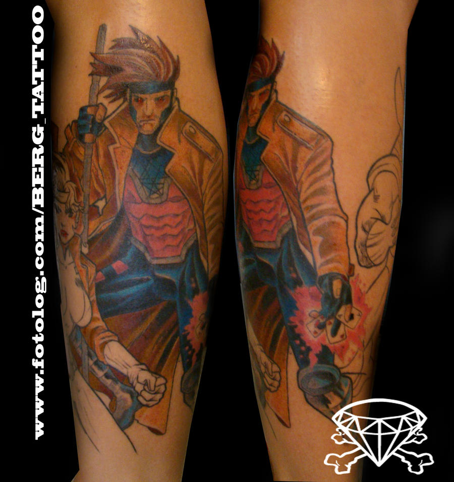 X Men X Tattoo The gallery for -->...