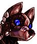 Pet button -headshot - no name by shadowspirit07