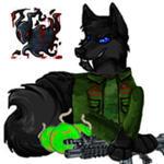 Pet Overlay- Tobias and Minion by shadowspirit07
