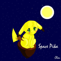 Space Pika
