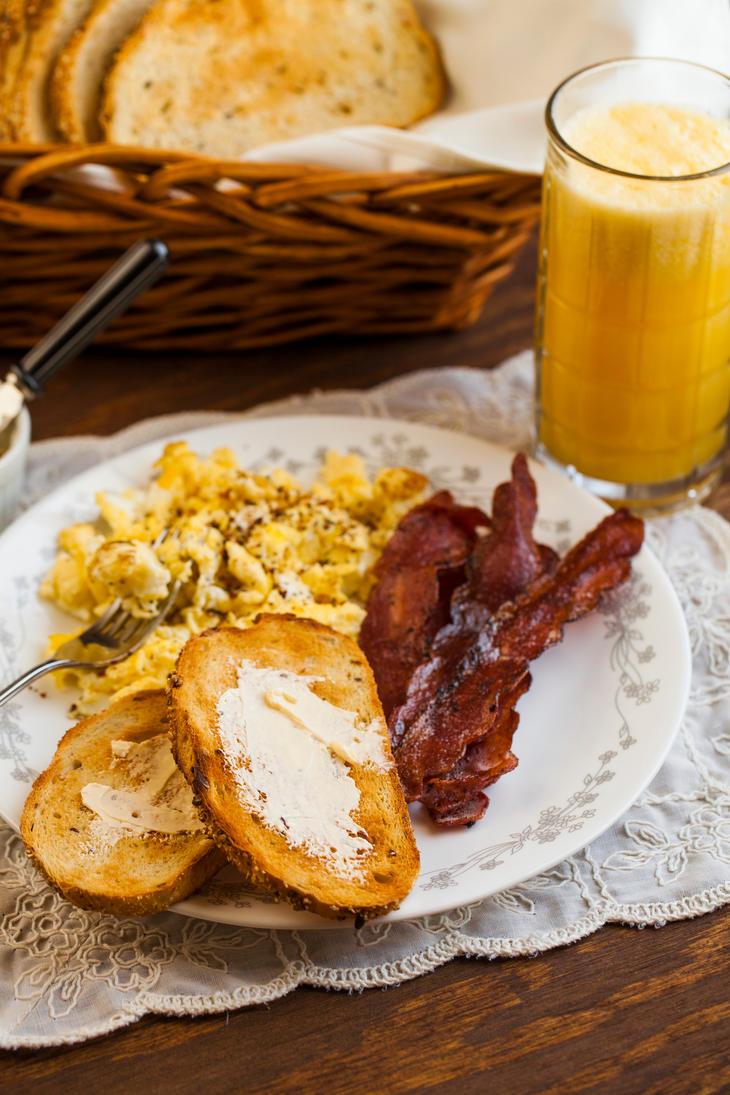Breakfast by Pancake598