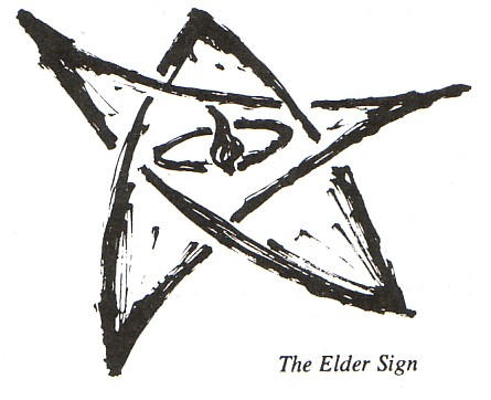 The elder sign by tallon