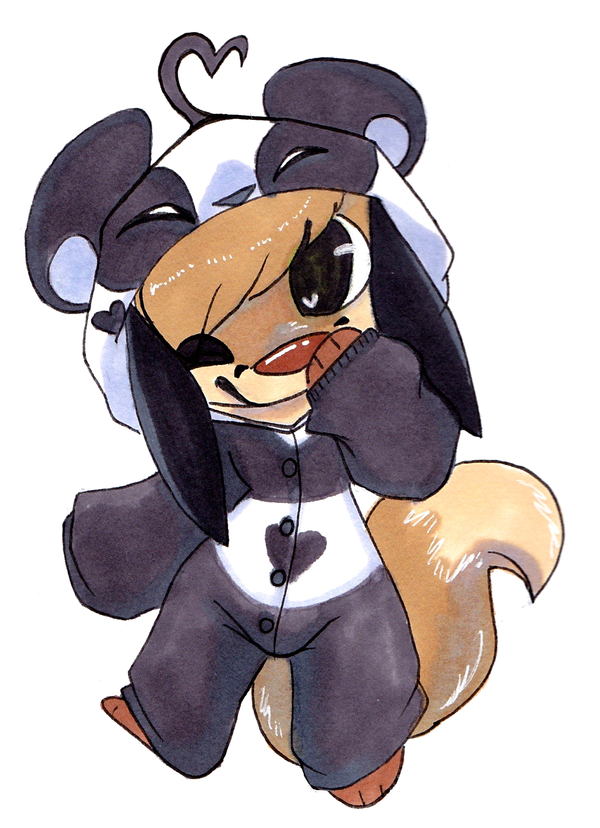 YCH Kigu Faux by CritterKat