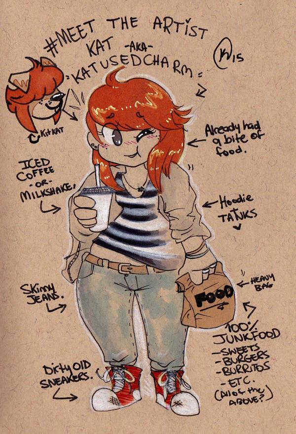 MeettheArtist Kat Edition by CritterKat