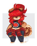 Red Hot Chilli Pupper