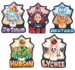 Item Badges 2018 [Commission]