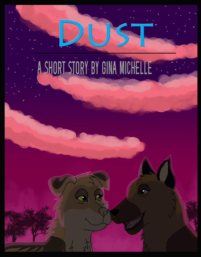 DUST- COVER PAGE by Carolina22