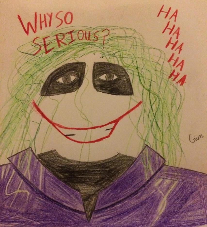 The Joker by BigBroCrim