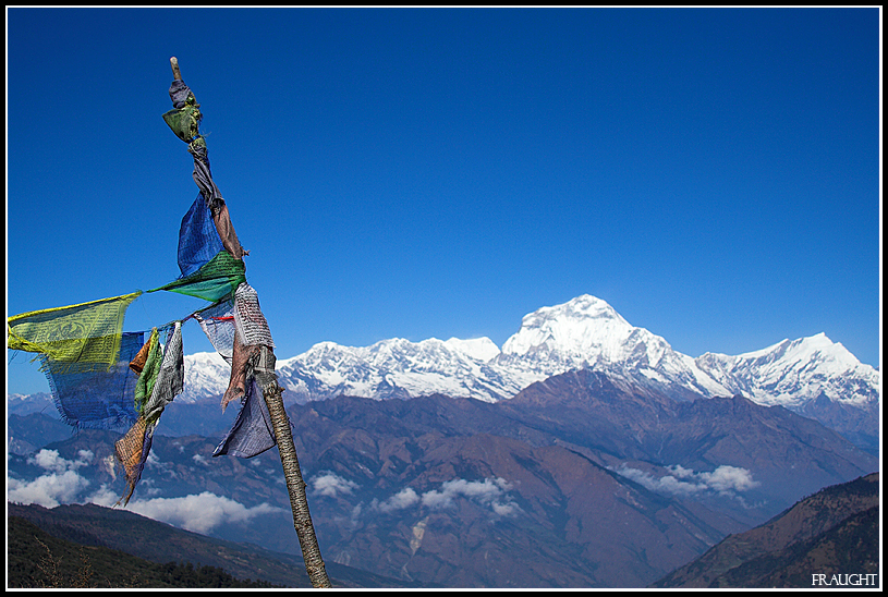 Annapurna by fraughtuk