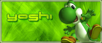 Yoshi by Imk0tter