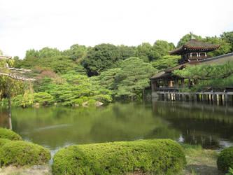Heian Jingu Shrine 2 - Kyoto by kamiki