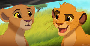 The Lion Guard Redraw