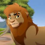 The Lion Guard - King Saka